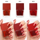 Sơn móng tay RED RECIPE 3CE Long Lasting Nail Lacquer