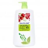 Sữa tắm Hazeline Matcha Lựu Đỏ